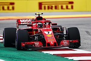Nem semmi: Räikkönen megkapta a 2018-as F1-es autóját a Ferraritól