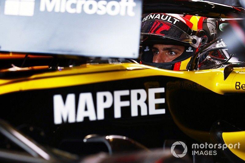 Sainz, preparado para ser el líder de McLaren en 2019