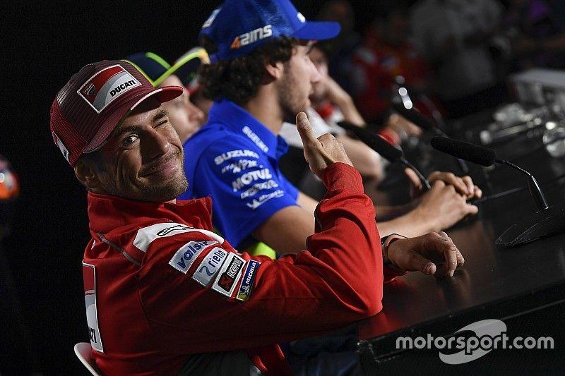 """Bautista considera """"irónico"""" ser piloto oficial Ducati y no estar en MotoGP en 2019"""