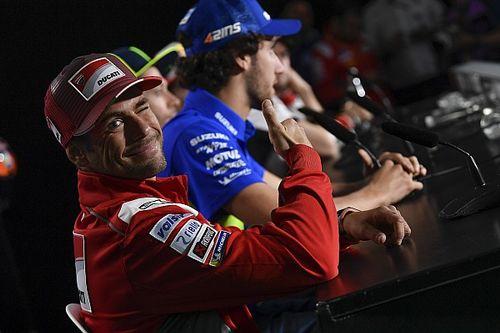 """Bautista: """"E' ironico che oggi sono un pilota ufficiale Ducati e nel 2019 non sarò qui"""""""