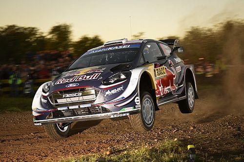 WRC, Rally d'Australia, Shakedown: Ogier di un soffio davanti ai rivali per il titolo