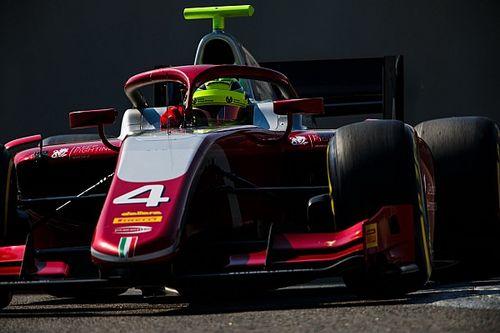 Fotogallery: l'esordio di Mick Schumacher in F2 nei test di Abu Dhabi