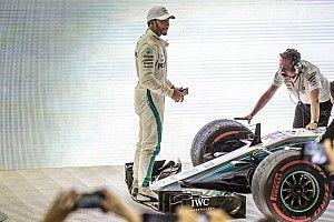 """""""Nie so emotionale Bindung"""": Was mit Hamiltons Weltmeisterauto passiert"""