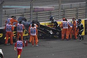 霍肯伯格事故救援程序符合FIA标准