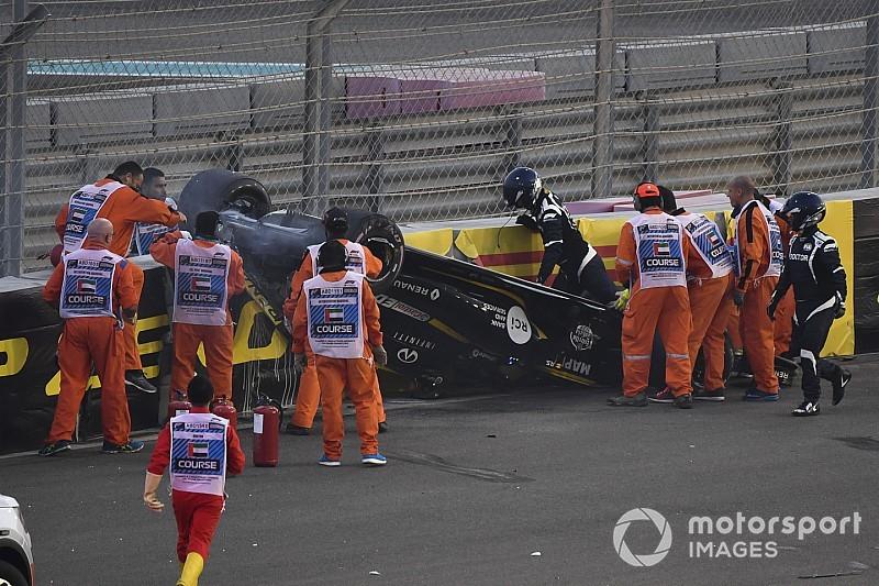 Az FIA megvédte a Halót, szerintük nem hátráltatta Hülkenberget