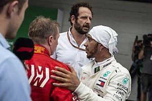 Стало ли в Ф1 проще догонять и обгонять? Хэмилтон и Райкконен разошлись во мнениях