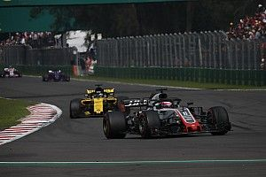 "Haas says Renault should be ""a lot better"""