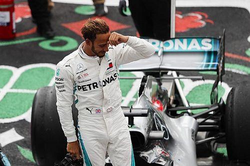 GP Meksyku: Hamilton mistrzem, Verstappen dominuje