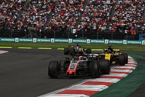 """Magnussen se diz """"orgulhoso"""" por luta contra a Renault"""