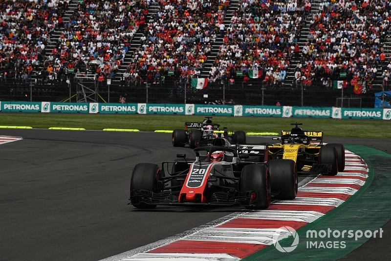 "Magnussen se dice ""orgulloso"" por la lucha contra Renault"