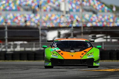 Grasser enters second Lamborghini for IMSA enduros