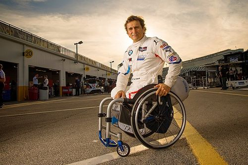 Alex Zanardi tegang hadapi Daytona 24 Jam