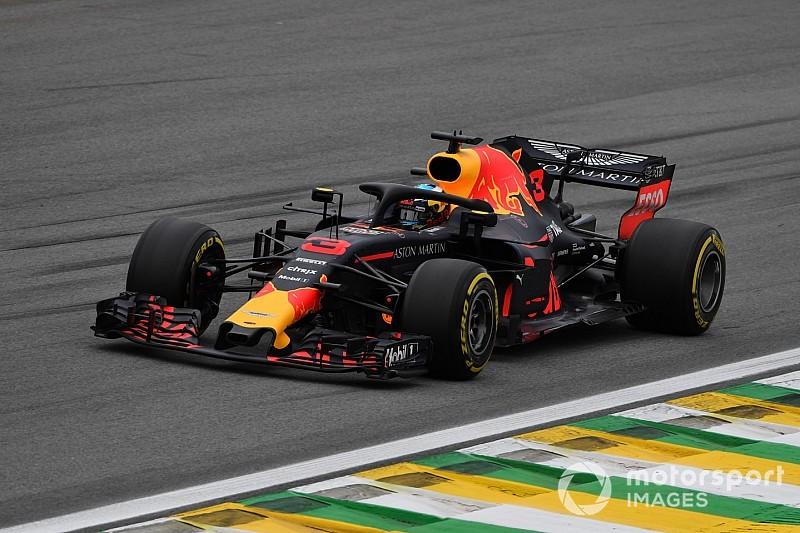 Ärgerlich: Mexiko-Streckenposten brockt Ricciardo Gridstrafe ein