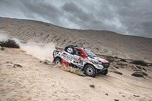 """Al-Attiyah : """"C'était mon rêve de faire gagner Toyota"""""""