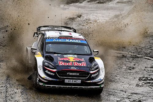 Wales WRC: Ogier holds off Latvala to seal victory