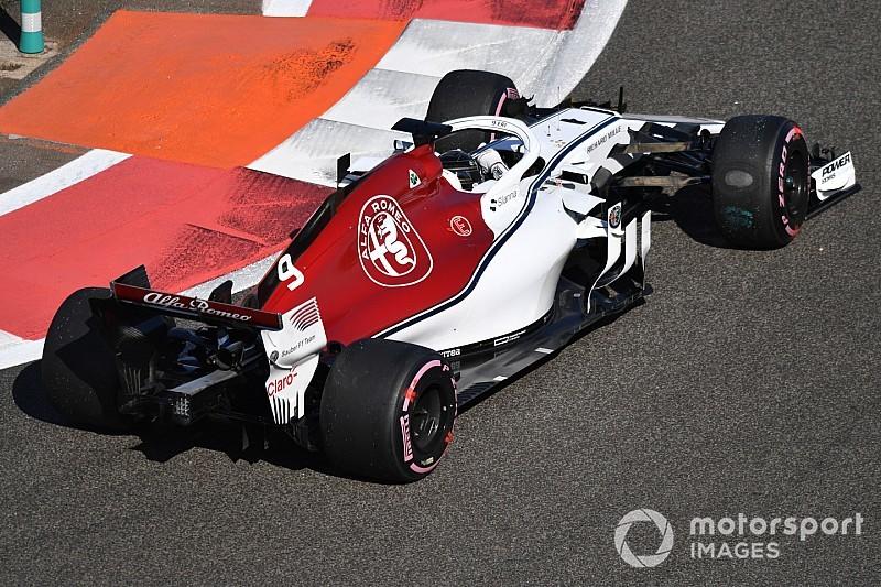 Sauber anuncia data de lançamento de carro para temporada 2019