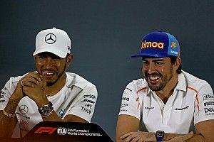 Pilotlar, Alonso'nun gidişi hakkında konuştular