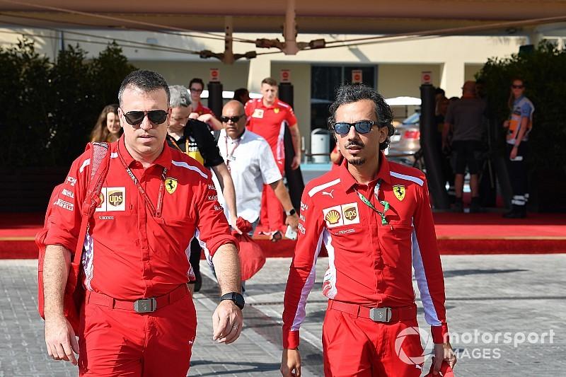 Ferrari: Laurent Mekies debutta in Rosso. Sarà il direttore sportivo nel 2019