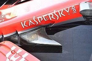 Photos - Les dernières modifications techniques sur les F1