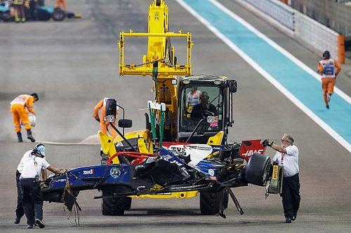 """Maini: """"Ringrazio Dallara per aver costruito una vettura davvero sicura"""""""