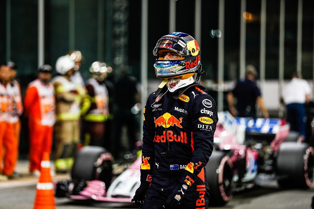 Ricciardo: Max csapattársaként mindig topon kellett lennem