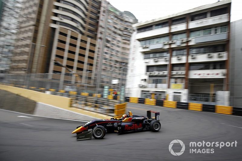 Ticktum logra la pole provisonal en Macao, con Palou 8º