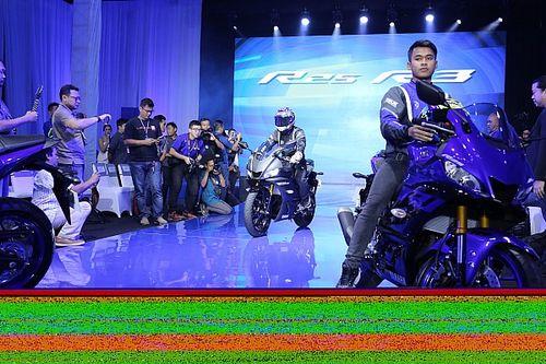 Lebih sporty, generasi terbaru Yamaha R25 dan R3