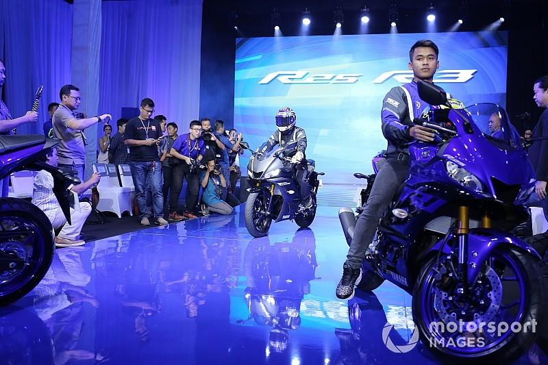 Lebih Sporty Generasi Terbaru Yamaha R25 Dan R3