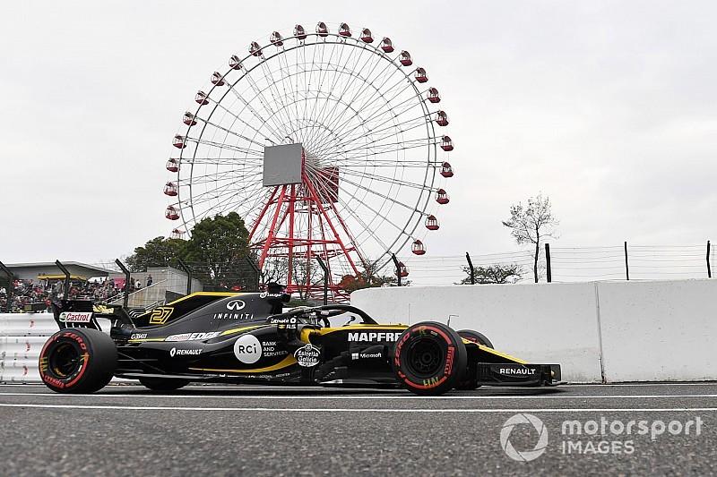Renault et McLaren ont reçu leur carburant à la dernière minute