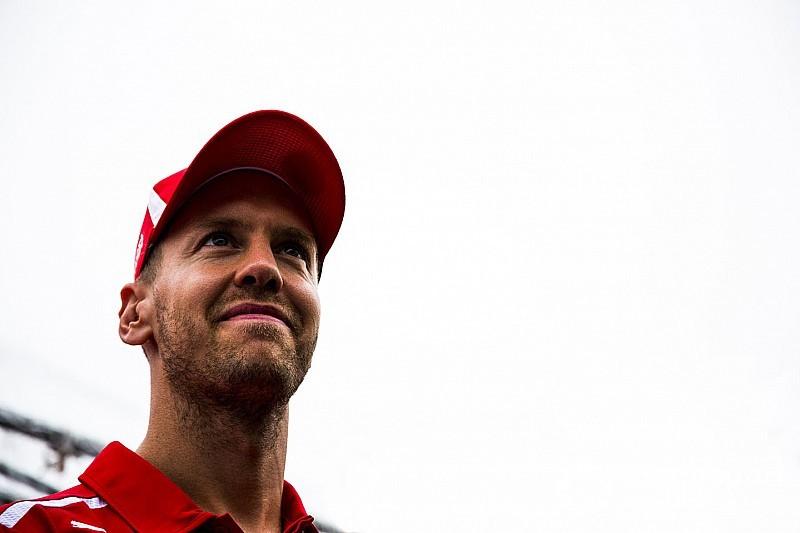 """Vettel: Ferrari no ha """"perdido el rumbo"""" a pesar de las derrotas"""""""