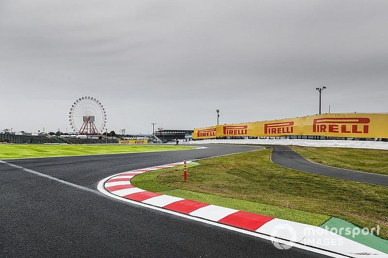Онлайн. Гран При Японии: первая тренировка