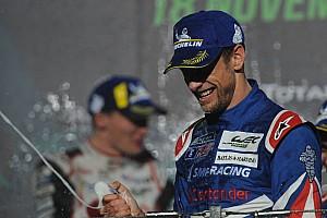 Button non correrà alla 24 Ore di Le Mans 2019 con SMP Racing. Al suo posto Vandoorne