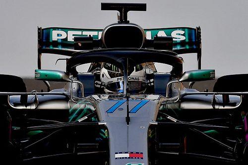 Bottas, W09'la yaptığı son sürüşten memnun kaldı