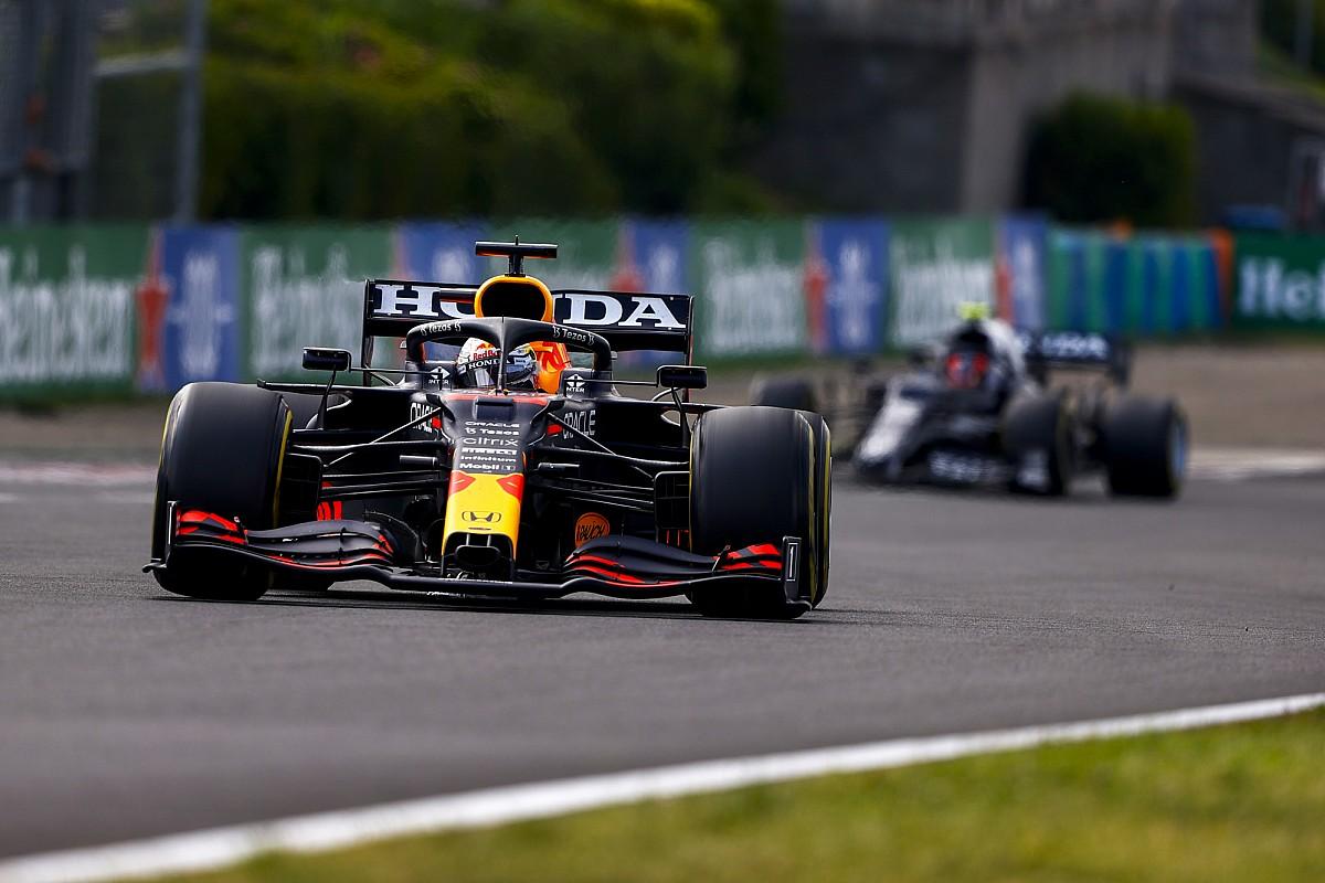 Honda va vérifier si le moteur fissuré de Verstappen peut être réparé