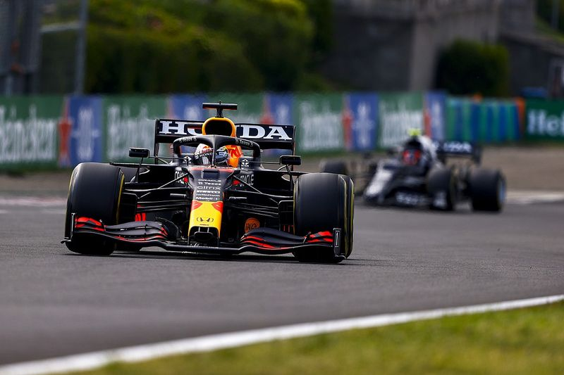 Honda to check if Verstappen's cracked engine can be repaired
