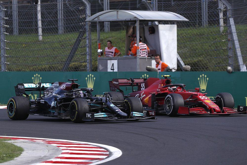 Ferrari sees double standard over Mercedes F1 engine saga