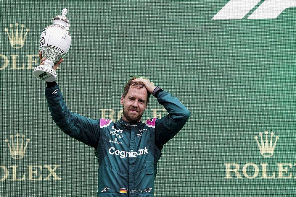 """Klien: """"Vettel hâlâ çok hızlı"""""""