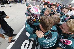 F1, squalifica Vettel: Aston Martin si prepara a fare appello