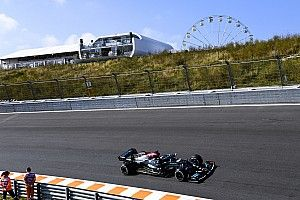 Hasil FP1 F1 GP Belanda: Hamilton Tercepat, Ferrari Menjanjikan