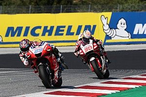Положение в общем зачете MotoGP после Гран При Штирии