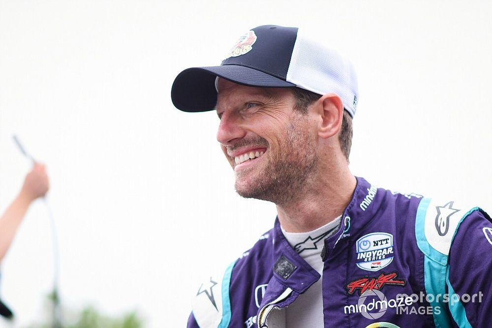 Coyne still in talks with Grosjean but Andretti rumours mount