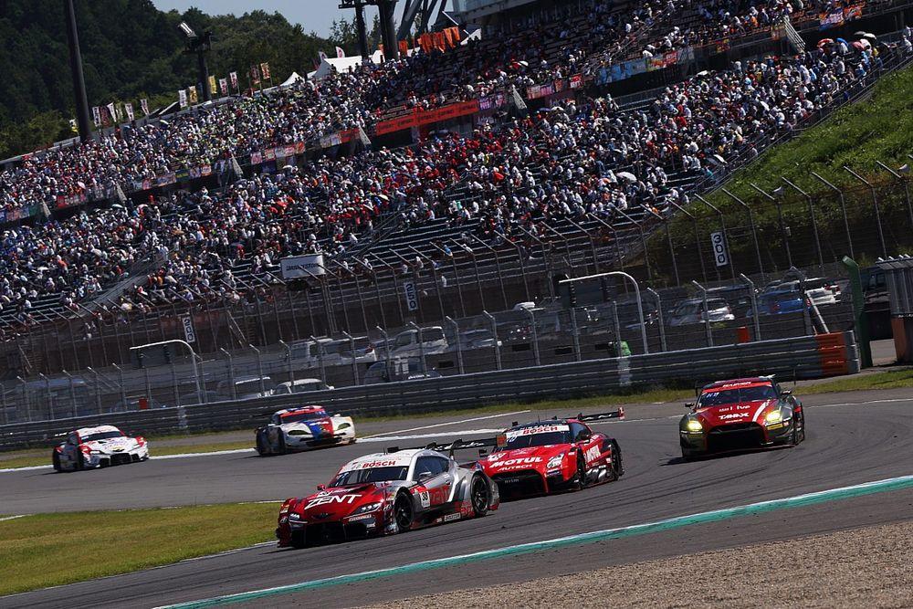 Tak Ada Balapan SUPER GT 2022 di Luar Jepang