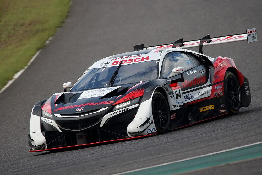 Why Dunlop believes Nakajima, not Mugen, is its best bet
