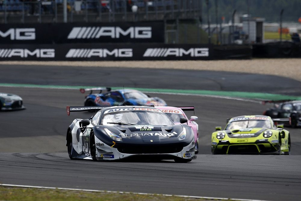 Nurburgring DTM: Dominant Albon claims maiden win in Race 2