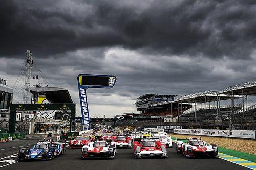 Parrilla de salida 24h de Le Mans 2021