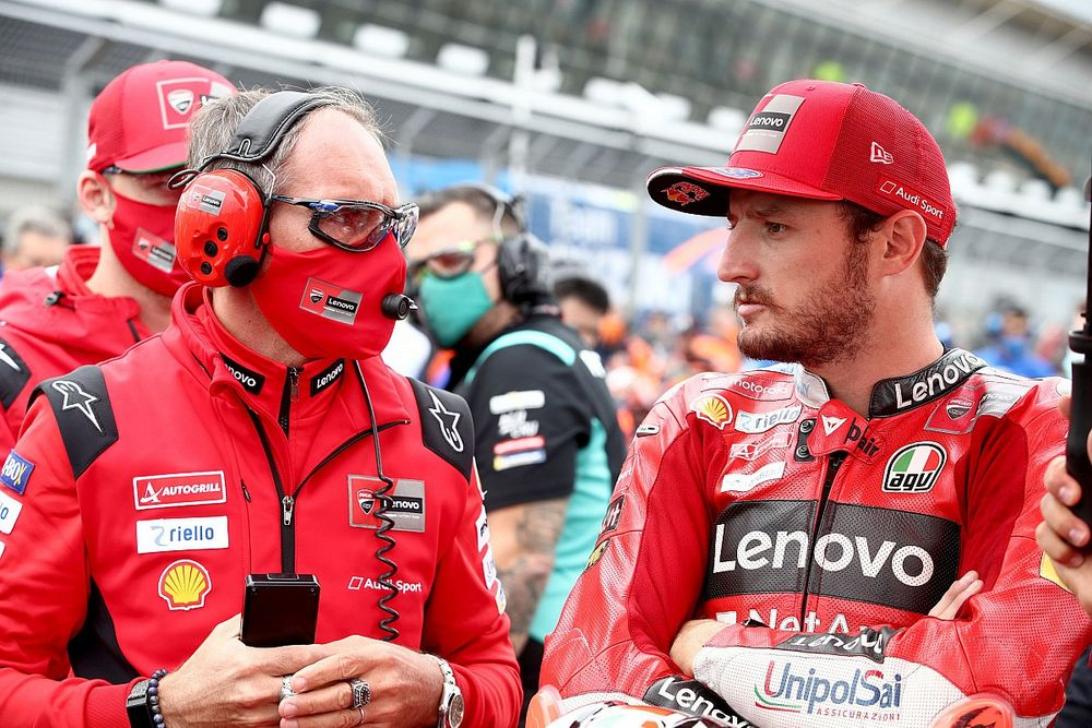 Ducati mise sur la météo pour faire mieux qu'en 2020 au GP d'Aragón