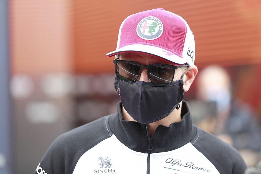 F1: Raikkonen testa positivo para Covid-19 e será substituído por Kubica no GP da Holanda