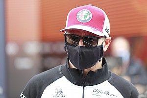 Raikkonen se pierde el GP de Países Bajos por COVID-19