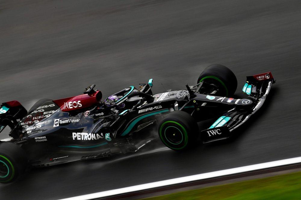 Hamilton n'aurait sans doute pas pu aller au bout, selon Pirelli