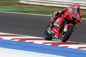 Hasil FP3 MotoGP San Marino: Bagnaia Unggul Tipis atas Quartararo